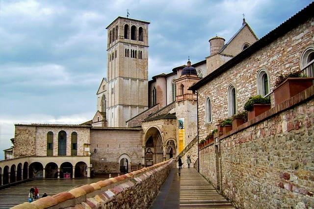 Assisi-Umbria